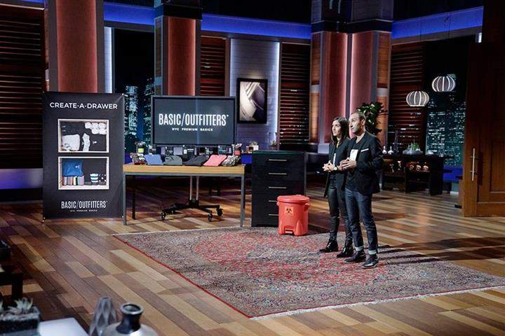 Basic Outfitters Shark Tank