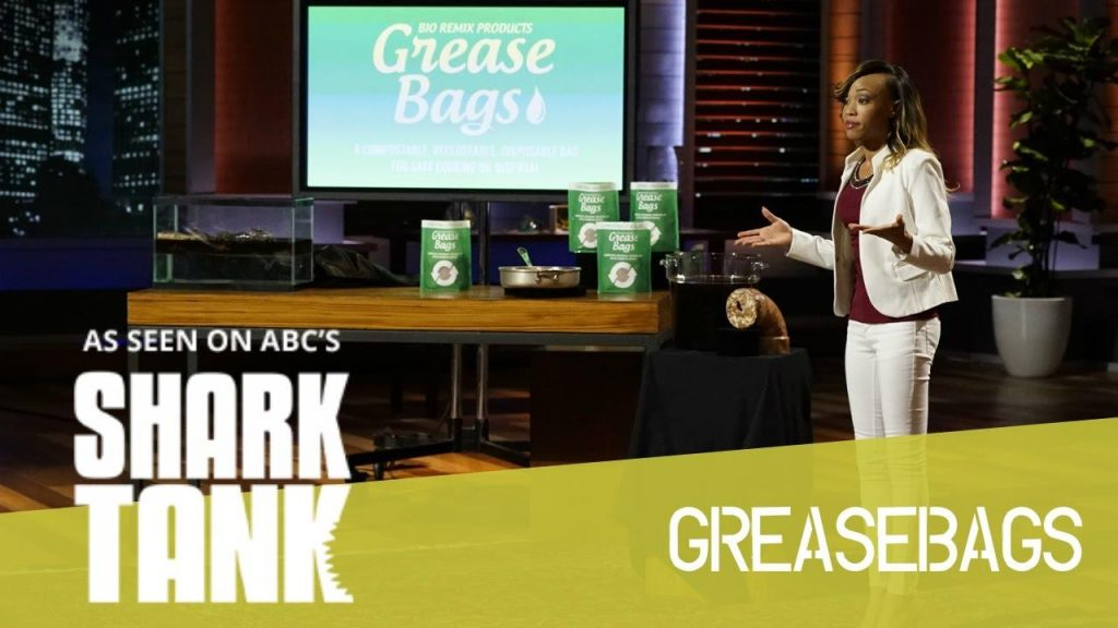 Grease Bags Shark Tank