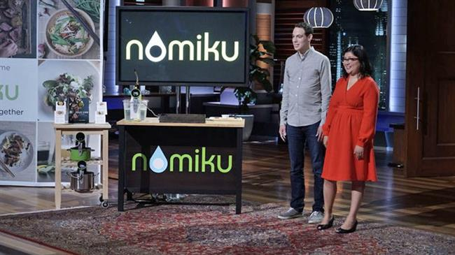 Nomiku Shark Tank Pitch