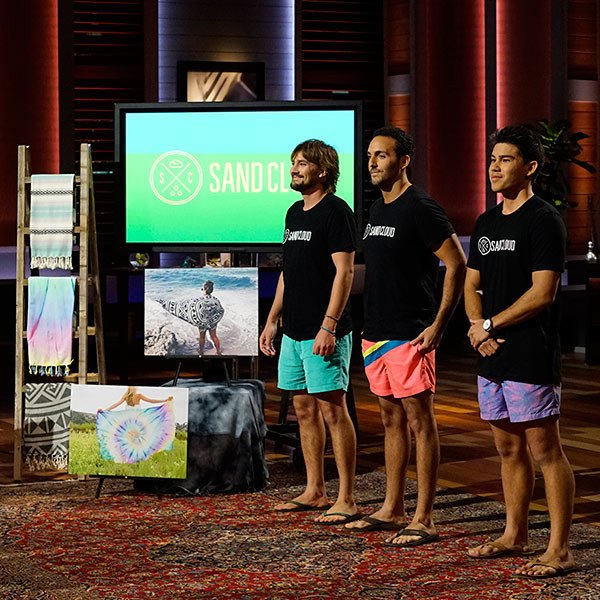 Sand Cloud Towels Shark Tank