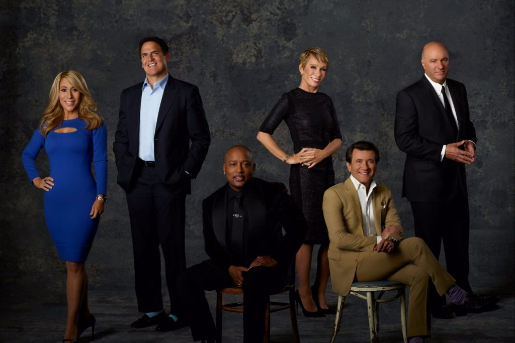 Shark Tank Cast Networth