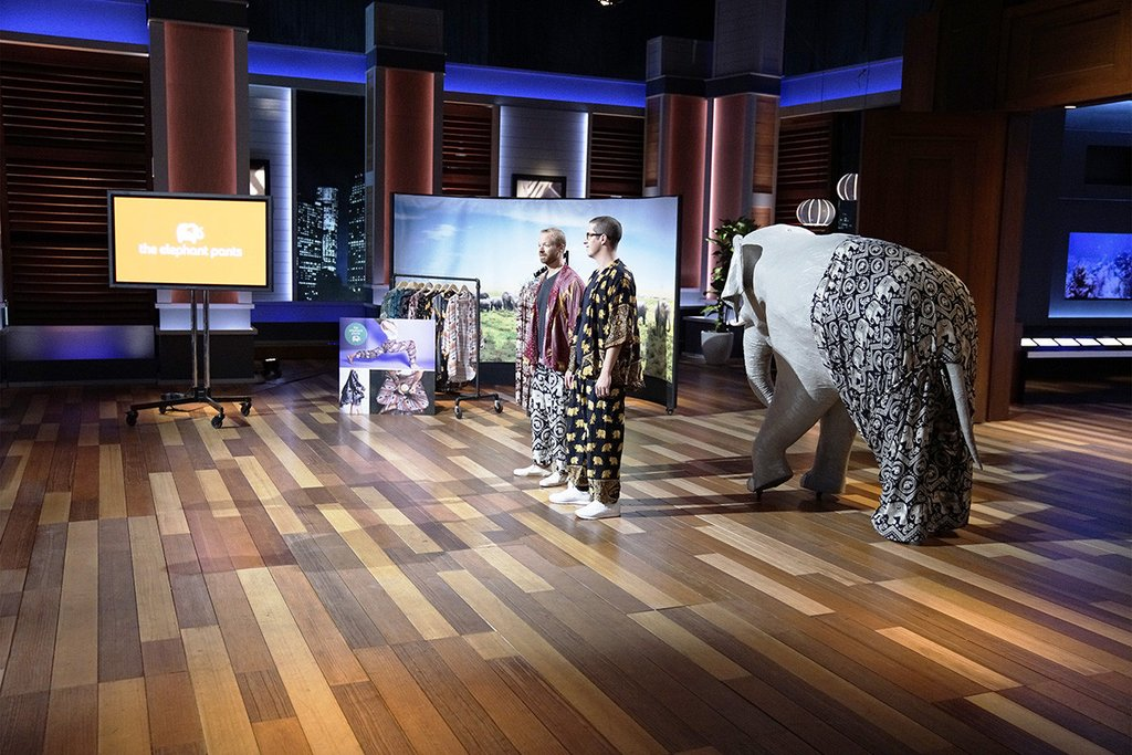 The Elephant Pants – Shark Tank