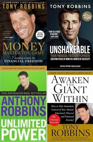 Anthony Robbins Books