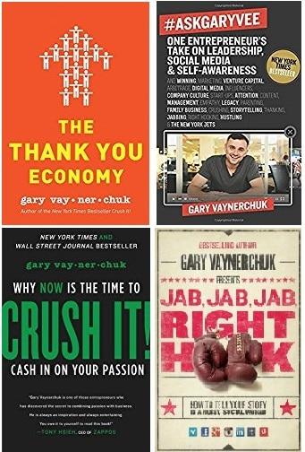 Gary Vaynerchuk books