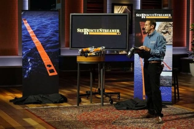 See Rescue Streamer Shark Tank