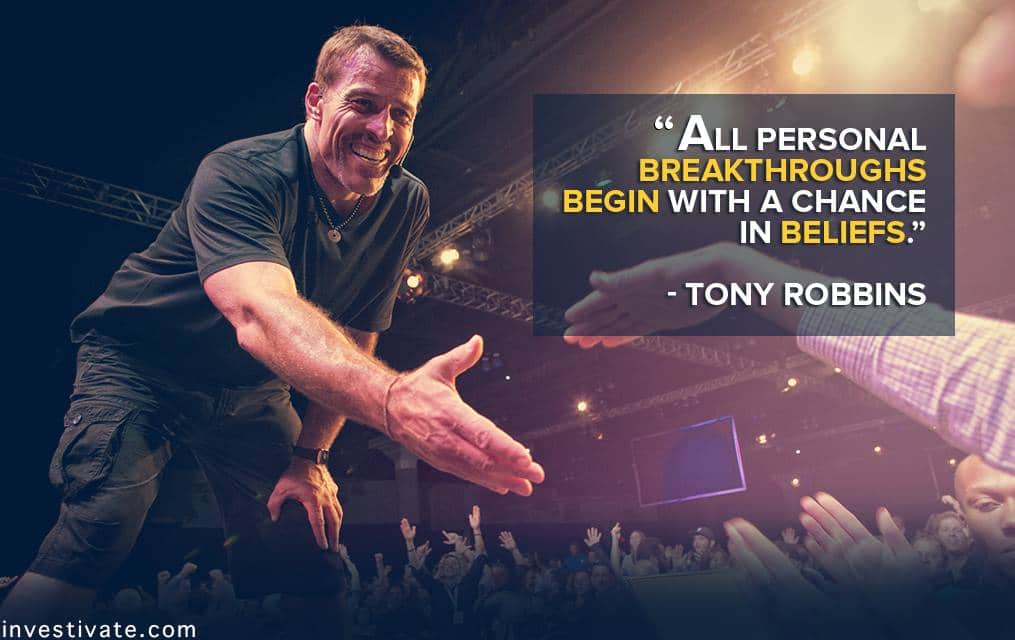 Tony Robbins Upcoming Events
