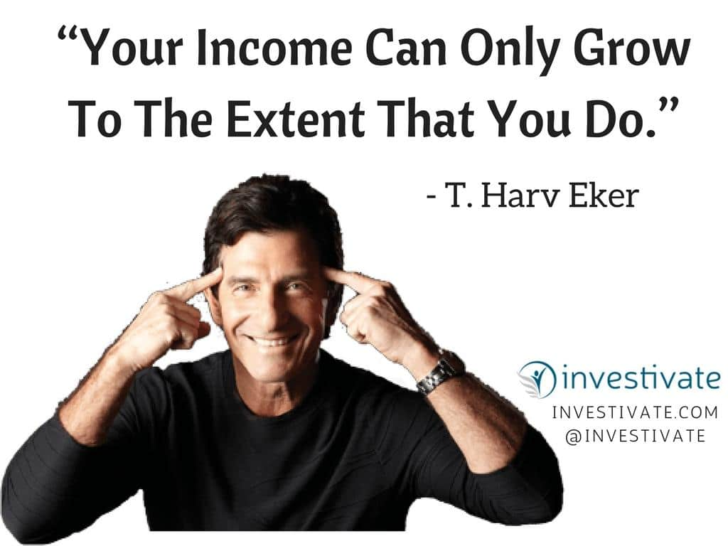 T Harv Eker Net Worth