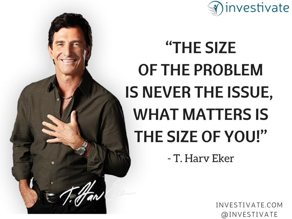 T Harv Eker Quotes